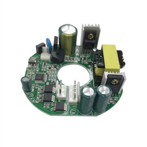 Factory directly supply BLDC Motor Controller for Sweeping Robot - BLDC Controller for Fan – Staba