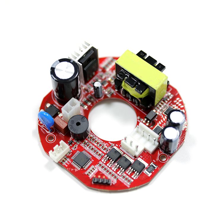 Factory wholesale Motor Controller for Coreless Vacuum Cleaner - BLDC Controller for Ceiling Fan – Staba