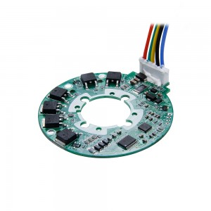 Factory directly supply BLDC Motor Controller for Sweeping Robot - BLDC Controller for Fascia Gun – Staba