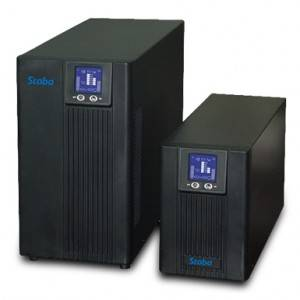 Hot New Products Ups With Avr - High qulaity 1kVA-10kVA double conversion on-line UPS HB series – Staba Electric