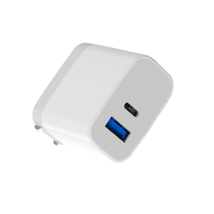 Quality universal usb fast charging wall smart usb charger PD30W Featured Image