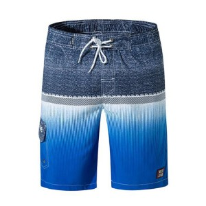 Wholesale Mens Beach Shorts Factory - Mens Swim Shorts Quick Dry Board Shorts with pockets – Stamgon
