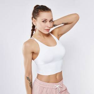 Wholesale Workout Bra Suppliers - Women's Seamless high impa – Stamgon