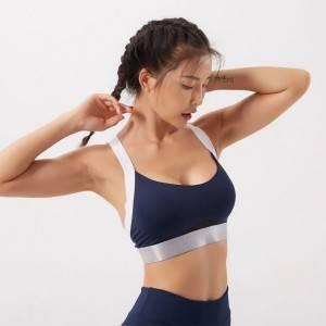 Wholesale Sports Bra Suppliers - High impact workout yoga wear women fitness sports bra – Stamgon