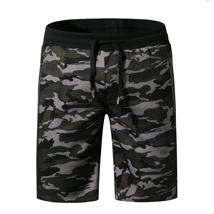 Wholesale Price Swimming Shorts With Zip Pockets - Quick dry custom mens beach board shorts,4 way stretch camo board shorts, mens beach wear – Stamgon
