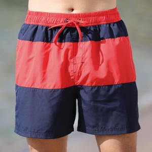 OEM Elastic Board Shorts Manufacturers - Stamgon Surf Men's Swim Trunks – Stamgon
