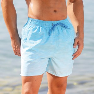 Stamgon summer holiday surfing board shorts Mens swim trunks with pockets