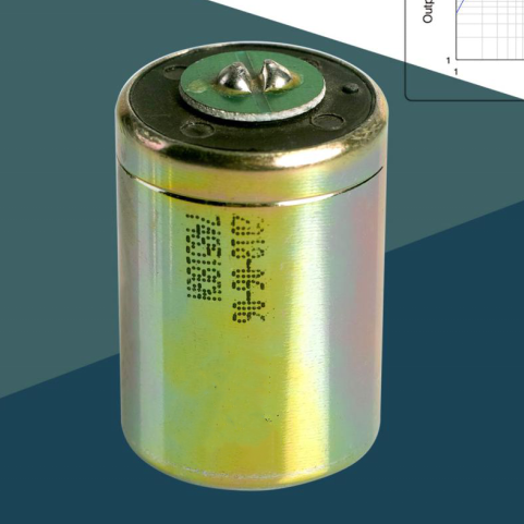 4.5±0.5% Hz Low Frequency Geophone High sensitivity 92V/m/s YB-A023 Featured Image