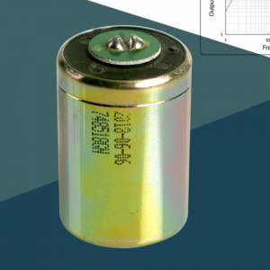 4.5±0.5% Hz Low Frequency Geophone High sensitivity 92V/m/s YB-A023