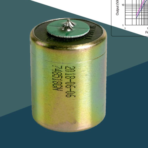 10 Hz Wide Frequency Band Geophone Double Coil Structure Stable YB-A004 Featured Image