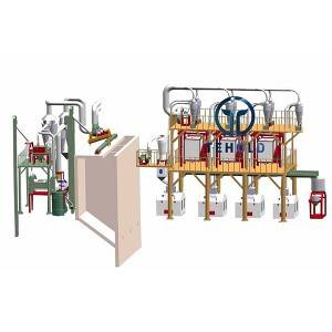 40T/D Wheat Flour Mill