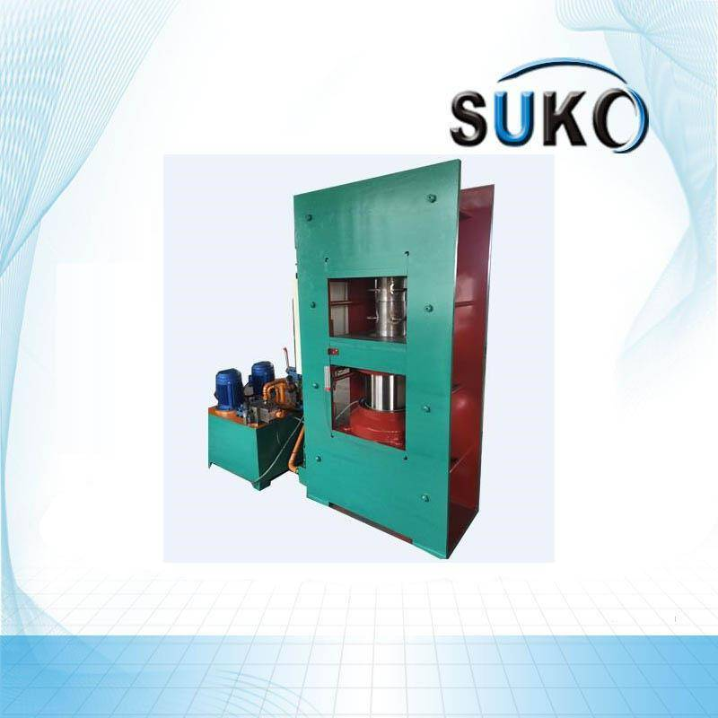 Plastic PTFE Semi-automatic Molding Machine