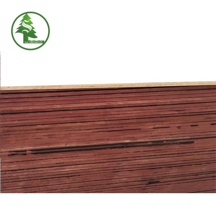Manufacturer for Plastic Film Faced Plywood - Combi Film faced plywood – SULONG
