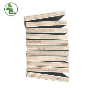 Best Price for Concrete Wall Formwork -  Finger-jointed film faced plywood black – SULONG