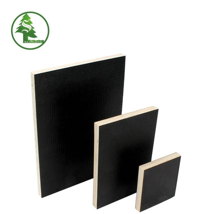 Factory best selling Marine Plywood For Pontoon Boats - Wire-mesh Anti-slip Film Faced Plywood – SULONG