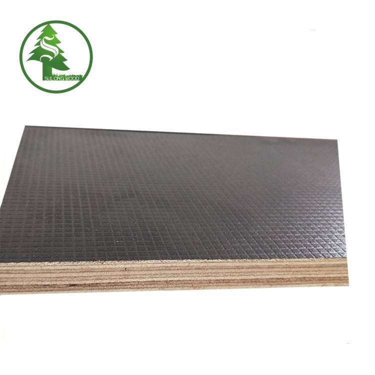 2020 Good Quality Marine Ply 5mm - Negative-grain Anti-slip Film Faced Plywood – SULONG