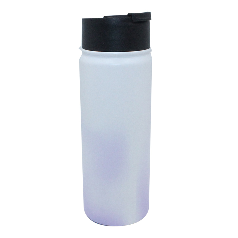 Good Wholesale Vendors Eco Plastic Water Bottle - Double wall vacuum insulated wide mouth steel water bottle – SUNSUM