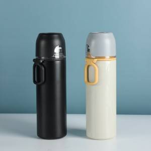 500ml Double Wall Stainless Steel Vacuum Insulated Thermos Water Bottle