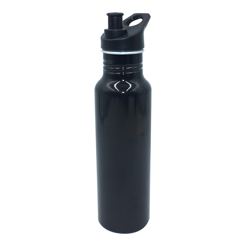 Hot New Products Plastic Sport Bottles - 600ml Aluminum water bottle with Pull Top Leak Proof Drink Spout – SUNSUM
