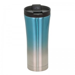 Discount Wholesale Sublimation Stainless Steel Tumbler - vacuum insulated stainless steel double wall customized travel tumbler – SUNSUM