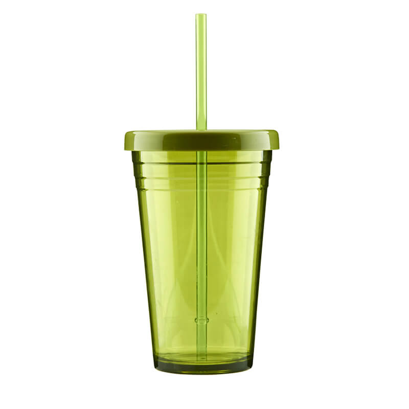 Factory For Stainless Steel Kids Tumbler Cups - 600ml single wall tumbler with straw – SUNSUM