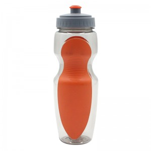 Hot New Products Plastic Sport Bottles - Reusable No BPA Plastic Sports and Fitness Squeeze Pull Top Leak Proof Drink Spout Water Bottles BPA Free customized logo and color – SUNSUM