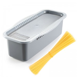 New Arrival China Lunch Box Personalized - Microwave Pasta Cooker 100%BPA Free – SUNSUM