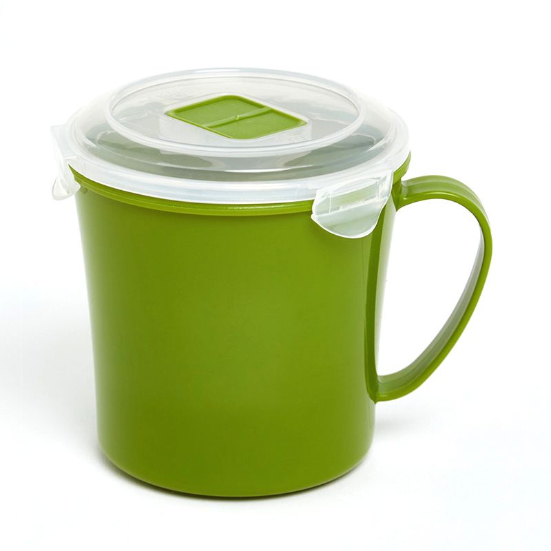 Microwave Mug for Soup Milk 100%BPA Free Featured Image