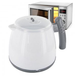 Manufacturer For Personalised Lunch Box For Adults - Microwave Oven Use Tea Kettle Water Boiler Hot Pot 0%BPA – SUNSUM