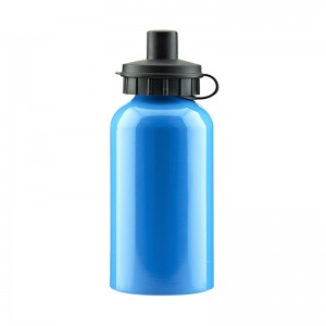 Renewable Design For Reusable Plastic Water Bottles - Customized 500ml Sport Aluminum water bottle  – SUNSUM