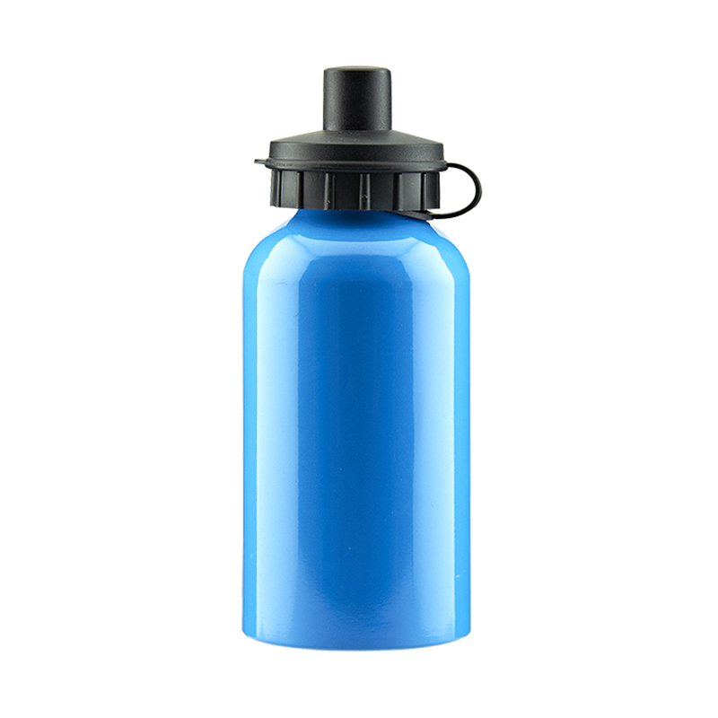 New Arrival China 40 Oz Sports Water Bottle - Customized 500ml Sport Aluminum water bottle  – SUNSUM