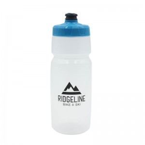 Factory Price For 1200ml Plastic Water Bottle - Sports and Fitness Squeeze Pull Top Leak Proof Drink Spout Water Bottles BPA Free customized logo – SUNSUM