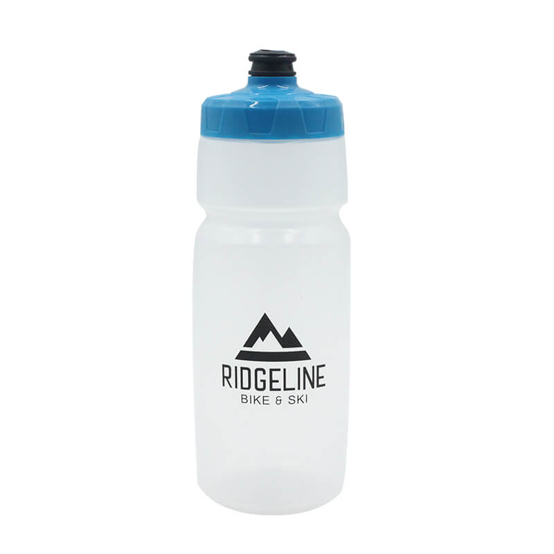 Wholesale Price China Plastic Sport Water Bottles - Sports and Fitness Squeeze Pull Top Leak Proof Drink Spout Water Bottles BPA Free customized logo – SUNSUM