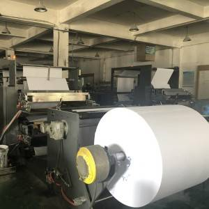 Hot sale C1s Art Paper 300 Gsm - High Bulk,High Stiffness Art Board in roll and sheet for printing – SURE PAPER
