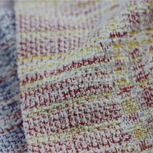 Factory Price Poly Knit Fabric - Knit Textured fabric coat fabric blazer fabric – ShangXiang Fabric