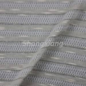 Fast delivery Waffle Weave Thermal Knit Fabric - Knit strips fabric knit dress fabric coat fabric – ShangXiang Fabric