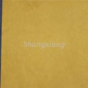 Polyester fabric knit fabric suede fabric