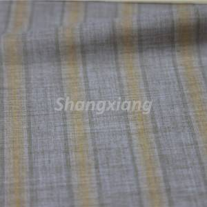 TR strip fabric woven pants fabric blazer fabric