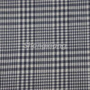 T/R fabric woven fabric plaid fabric