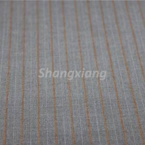 TR Stripe fabric Woven pants fabric dress fabric