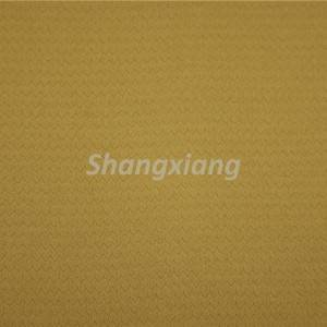 Popular Design for Houndstooth Fabric - Wave grain pattern poly fabric crinkle fabric – ShangXiang Fabric