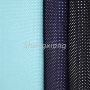 factory low price Cotton Fabric By The Yard - Polyester Rayon Textured woven fabric  – ShangXiang Fabric