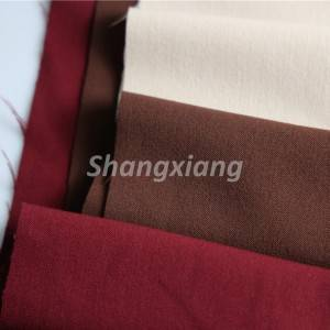 Popular Design for Percale Tencel Fabric - Recycle TR Twill – ShangXiang Fabric