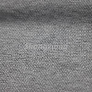 Hot New Products Knit Check - Top dyed herringbone fabric knit pants fabric blazer fabric – ShangXiang Fabric