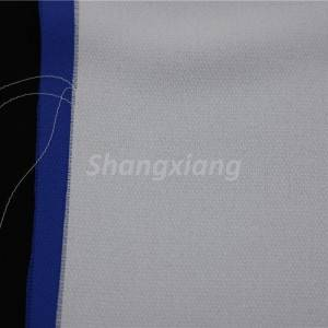 Good Quality Woven Fabric - Summer Plain polyester fabric for women – ShangXiang Fabric