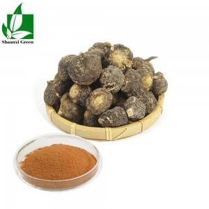 Factory wholesale Scutellaria Baicalensis Extract Powder 60% - Maca Root Extract 10:1 5:1 – Shaanxi Green Bio-Engineering