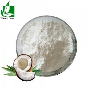 Special Price for Bergenin - High Quality Coconut Extract Coconut Cream Powder  – Shaanxi Green Bio-Engineering