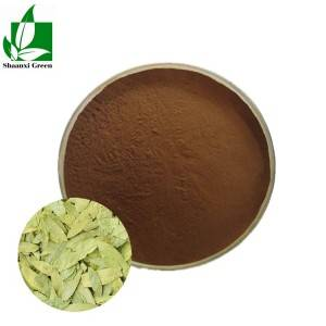 Professional China 98% Apigenin Powder - Senna Leaf Extract – Shaanxi Green Bio-Engineering