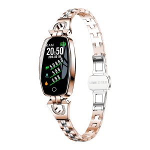 Exquisite smart watch women sport smart bracelet H8