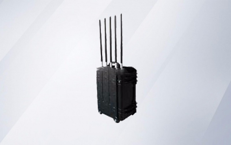Hot New Products Wifi Camera Signal Jammer - Portable High-Power Jammer – Hisea